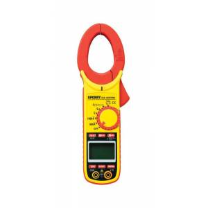Sperry 27 Range Digital Clamp-On Meter