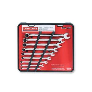 Craftsman 12 Point SAE Wrench Set 9 pc.