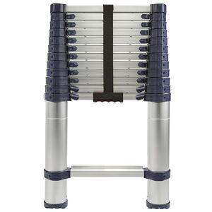Xtend+Climb 15.5 ft. H x 19.75 in. W Aluminum Extension Ladder Type 1 250 lb.