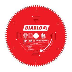 Diablo 12 in. Dia. x 1 in. Carbide Tipped Circular Saw Blade 96 teeth 1 pk