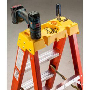Werner 4 ft. H x 19.88 in. W Fiberglass Step Ladder Type IA 300 lb. capacity