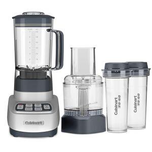 Cuisinart Velocity Gray Plastic Blender&Food Processor 56 3 speed