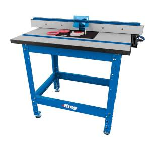 Kreg 36 in. L x 32.50 in. W Precision Router Table System 1 pc.