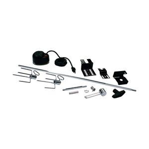 Grill Mark Rotisserie Kit 39.5 in. L