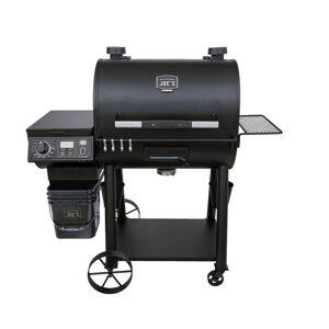 Oklahoma Joe's Rider DLX Wood Pellet Grill and Smoker Black