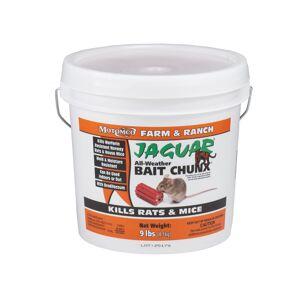 Motomco Jaguar Bait Blocks For Mice and Rats 9 lb.
