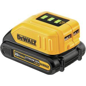 DeWalt 12V/20V MAX Lithium-Ion USB Power Source Adapter 1 pc.