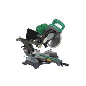 Metabo HPT 10 in. Corded Compound Miter Saw with Laser Bare Tool 120 volt 12 amps 3800 rpm