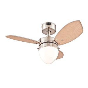 Westinghouse 3 blade Indoor Brushed Nickel Ceiling Fan
