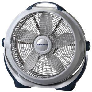 Lasko Wind Machine 23-3/8 in. H 3 speed Floor Fan