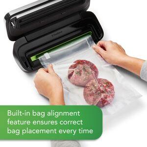 Food Saver Black Vacuum Food Sealer