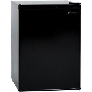 Perfect Aire 2.7 cu. ft. Black/Silver Steel Mini Refrigerator 110 watt
