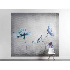 Arhaus Watercolor Fleur Italian Wall Mural