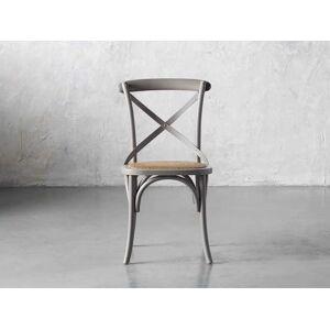 """Arhaus Cadence 20"""" Dining Side Chair in Steel Grey"""