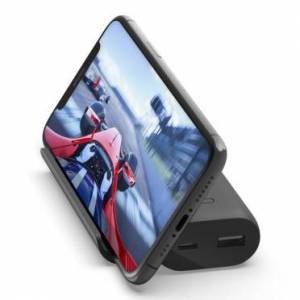 Belkin BOOST↑CHARGE™ Power Bank 5K + Stand Play Series