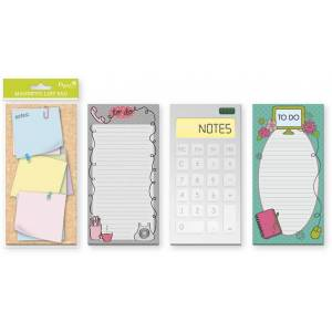 Papercraft Wholesale Office Magnetic List Pad(48x$1.09)