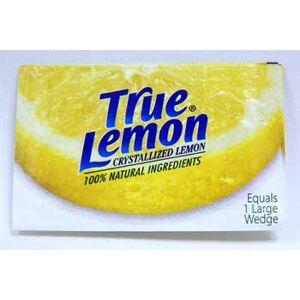 DD Wholesale True Lemon Crystal Flavoring(400x$0.12)