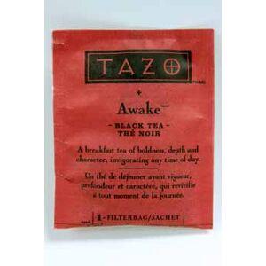Tazo Wholesale Tazo Awake Black Tea(96x$0.45)