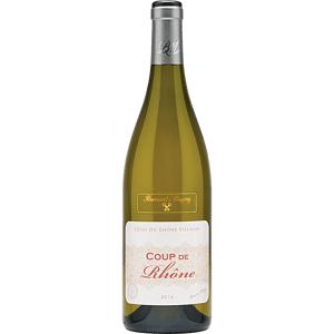 2016 Coup De Rhône Villages Laudun Blanc
