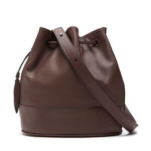 Hunting Season Large Drawstring Bucket Bag in Brown  - Brown - Size: One Size