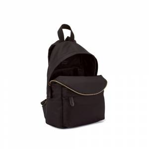 Anya Hindmarch Backpack with Eyes in Black  - Black