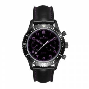 Bamford Tipo Cp2 Watch in Purple  - Purple - Size: One Size