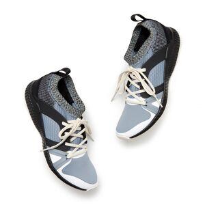 Adidas by Stella McCartney Crazy Train Pro Sneakers in St Stone/Core White/Cream White, Size 5.5  - St Stone/Core White/Cream White - Size: 5.5