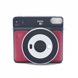 Fuji Instax® Square Sq6 in Ruby Red  - Ruby Red