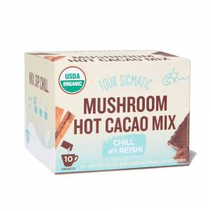 Four Sigmatic Mushroom Hot Cacao Mix with Reishi Supplement