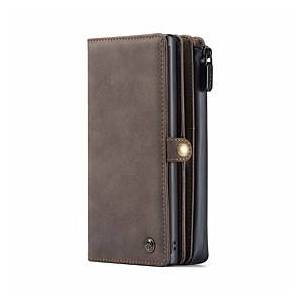 Samsung CaseMe New Multifunctional Business Luxury Leather Magnetic Flip Case For Samsung Galaxy A52 / A72/S20 / S20 Plus / S20 Ultra / Note 10 Plus With Wallet Card S