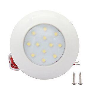 1pcs Car Light Bulbs 2.4 W 240 lm 12 LED Working Lights / Interior Lights For