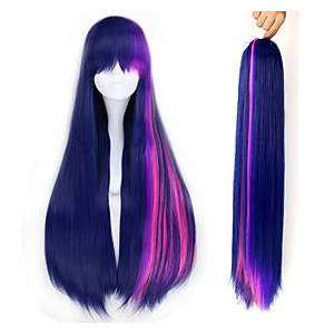 Cosplay Cosplay Cosplay Wigs All 28 inch Heat Resistant Fiber Anime Wig