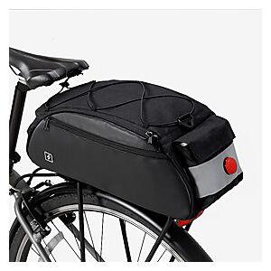 10 L Bike Rack Bag Waterproof Portable Wearable Bike Bag 600D Polyester Bicycle Bag Cycle Bag Cycling Bike / Bicycle