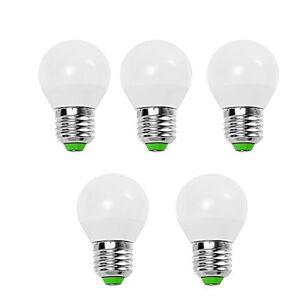 5pcs 9 W LED Globe Bulbs 900 lm E14 E26 / E27 G45 12 LED Beads SMD 2835 Decorative Warm White Cold White 220-240 V 110-130 V / 5 pcs / RoHS / CE Certified / CC