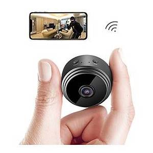 A9 IP Camera Full HD 1080P WiFi Security Camera Night Vision Wireless 80 Degrees Wide Angle Outdoor Mini Camera Home Security Surveillance Micro Small Camera R