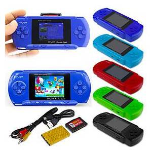 268 Games in 1 Handheld Game Player Game Console Mini Handheld Pocket Portable Classic Theme Retro Video Games with 2 inch Screen Kid's Adults' Boys' Girls' 1