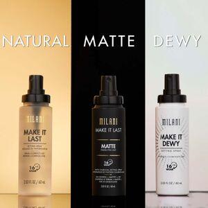 Milani Cosmetics Milani Setting Spray Trio