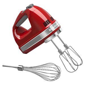 KitchenAid 7-Speed Digital Hand Mixer - KHM7210, Empire Red