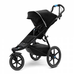 Thule Active with Kids Urban Glide 2 Stroller - Black