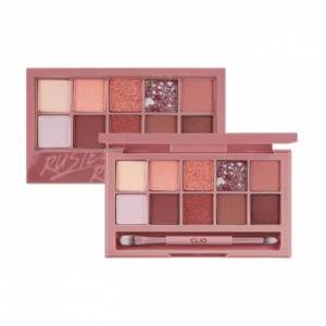CLUB CLIO CLIO Pro Eye Palette #5 Rusted Rose