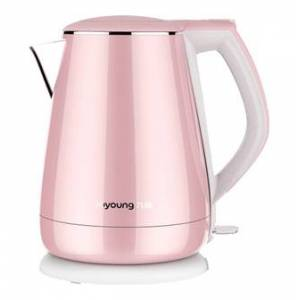 JOYOUNG 【Hot】JOYOUNG Princess Series Electric Water Kettle Pink 1.5L K15-F026U