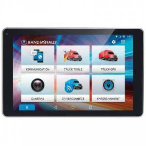 Rand McNally OverDryve 8 PRO 8 in. Dashboard Tablet with GPS