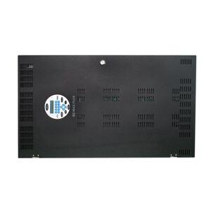 Leviton 120-Volt, 277-Volt and 347-Volt Control Input Ez-Max Plus 24 Relay Panel, Black