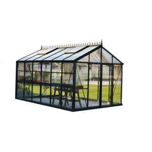Exaco Royal Victorian 10 ft. x 15 ft. Greenhouse