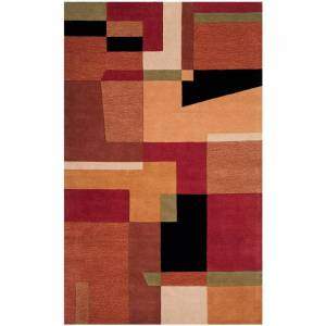 Safavieh Rodeo Drive Multi 8 ft. x 11 ft. Area Rug