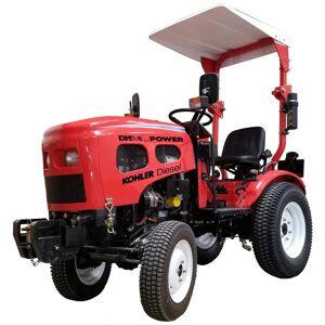 Detail K2 16 HP Diesel Powered Tractor with Kohler Engine