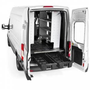 DECKED Cargo Van Storage System for Chevrolet Express or GMC Savanna (19960-Current Year) with 155 in. Wheel Base