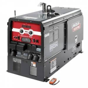 Lincoln Electric Cross Country 300 a 300 Amp Diesel Engine Driven Welder with Wireless Remote