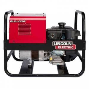 Lincoln Electric 140 Amp Bulldog 5500 Gas Engine Driven AC Stick Welder, 5.5 kW Peak Generator (Kohler)