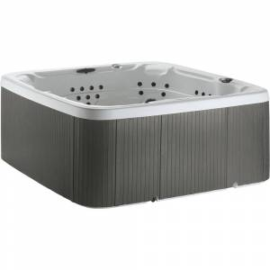 Lifesmart LS700DX 7-Person 90-Jet 230-Volt Spa with Waterfall